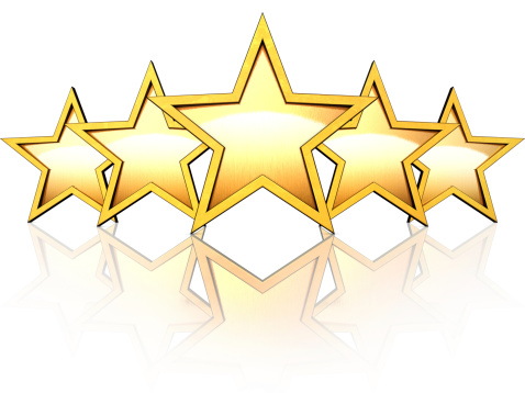 5a gold Stars
